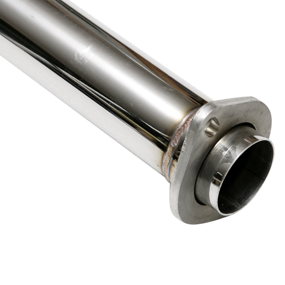 Stainless Steel Pipes : Avo scion fr s  stainless steel exhaust pipe
