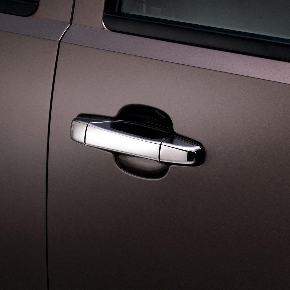 Avs Chevy Silverado 2007 Chrome Door Handle Covers
