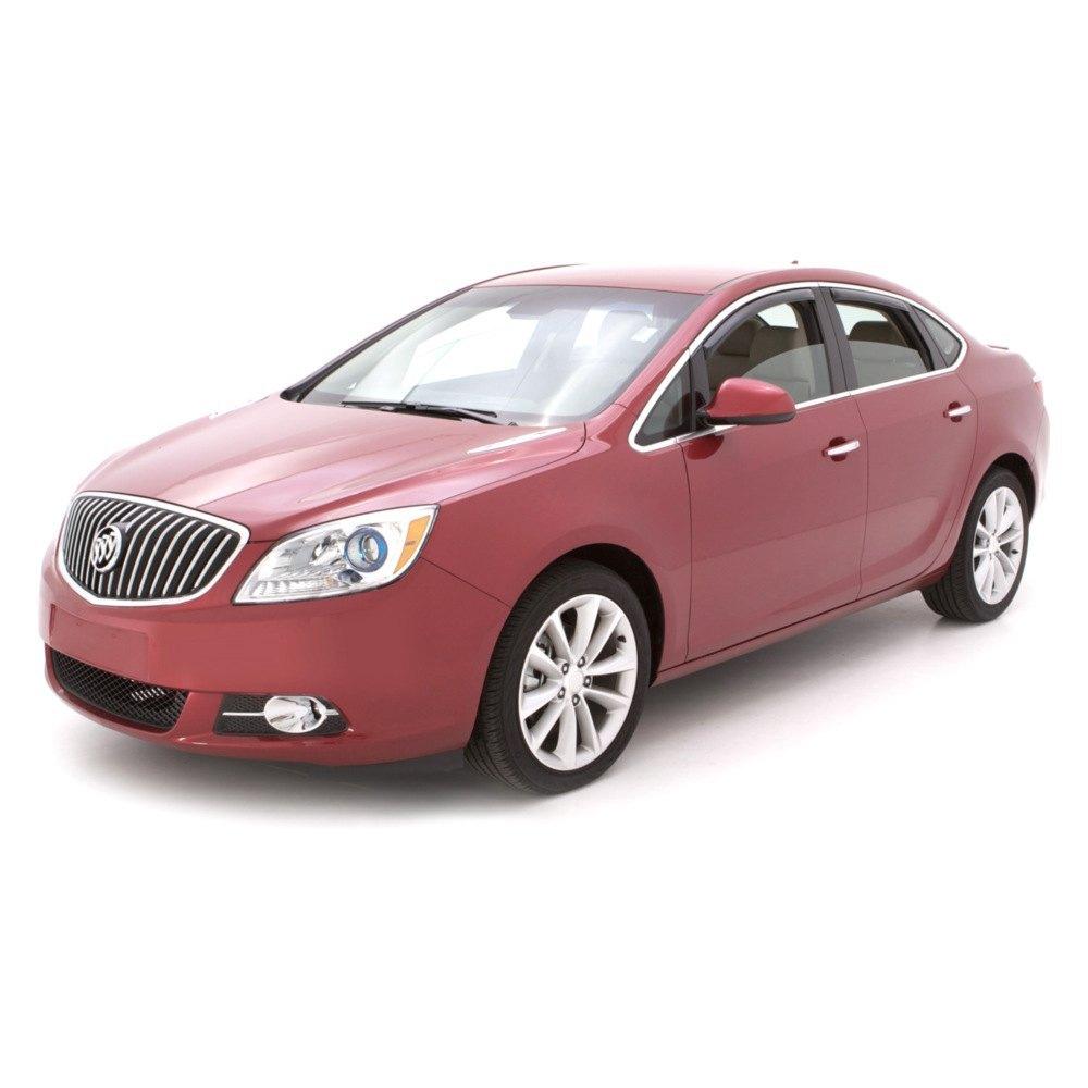 2012 Buick Verano Price: Buick Verano 2012 In-Channel Ventvisor