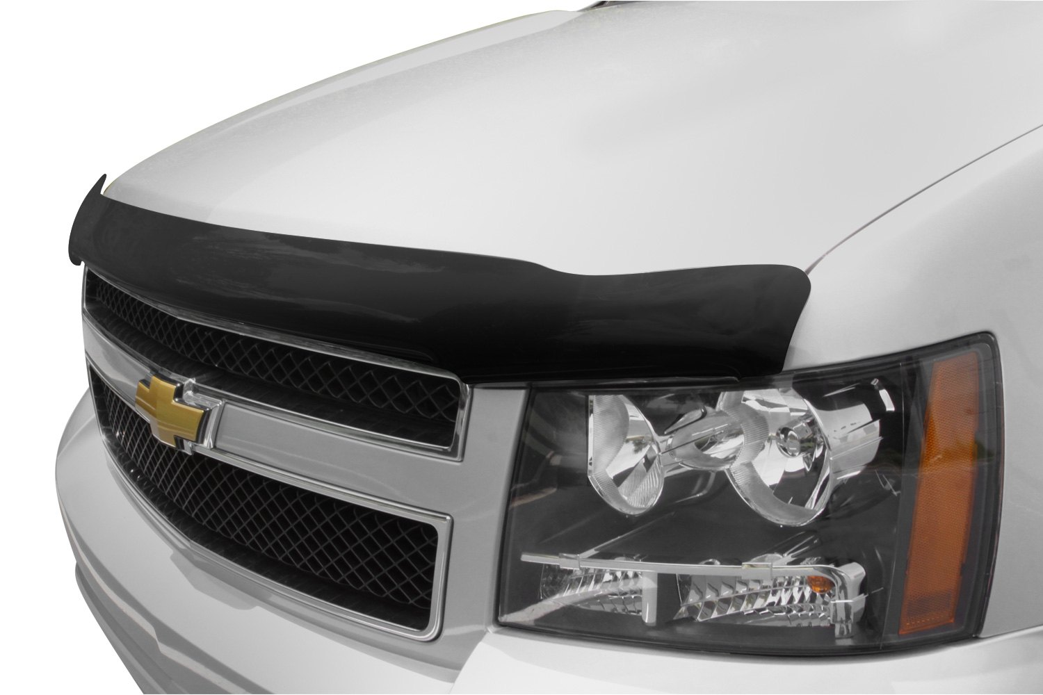 2007-2013 Avalanche Auto Ventshade 23200 Bugflector Dark Smoke Hood Shield for 2007-2014 Chevrolet Tahoe /& Suburban