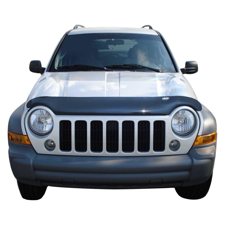 Jeep Liberty 2006 Bugflector II™ Smoke Hood Shield