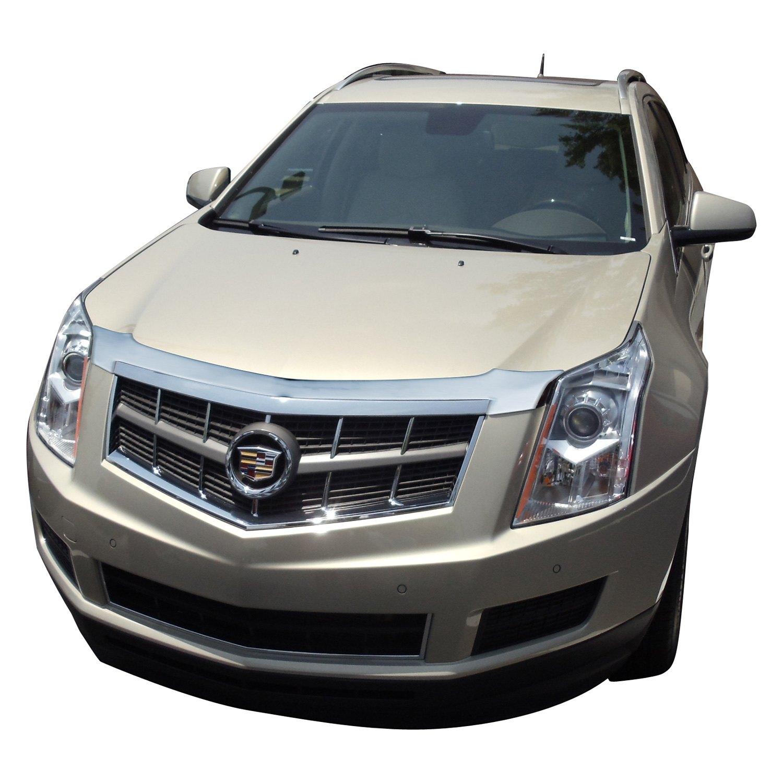 Cadillac Srx: For Cadillac SRX 2010-2016 AVS 622042 Aeroskin Chrome Hood