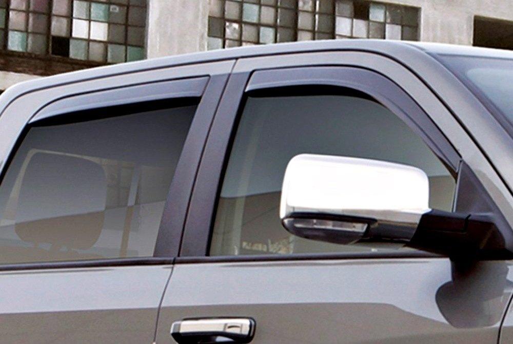Avs 174 Tape On Low Profile Ventvisor Window Deflectors