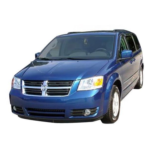 Dodge Grand Caravan 2012 Tape-On Standard Ventvisor