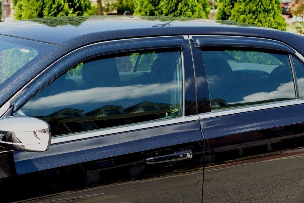 Avs 174 Ford F 150 2018 Tape On Standard Ventvisor Window