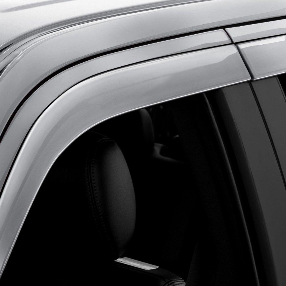Shadow Black Auto Ventshade 322127-G1 Color Match Aeroskin Flush Mount Hood Protector for 2017-2018 Ford Raptor
