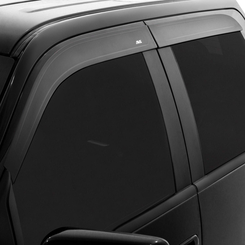 Avs 174 Ford F 150 2018 Tape On Low Profile Ventvisor