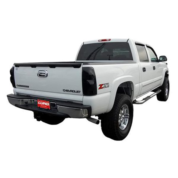 Chevy Silverado Tail Light Covers