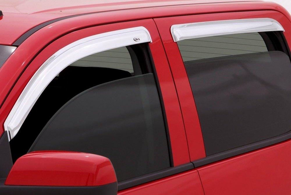 Avs 174 Ford F 150 2016 Tape On Standard Ventvisor Window