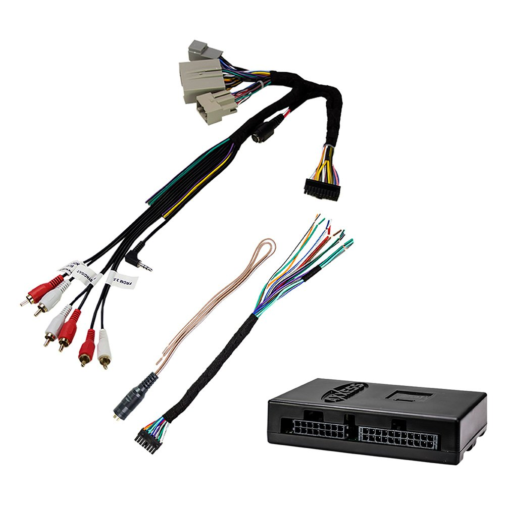 Axxess Ax Fd1 Swc Radio Replacement Interface With Steering Wheel Wiring Diagram Controls