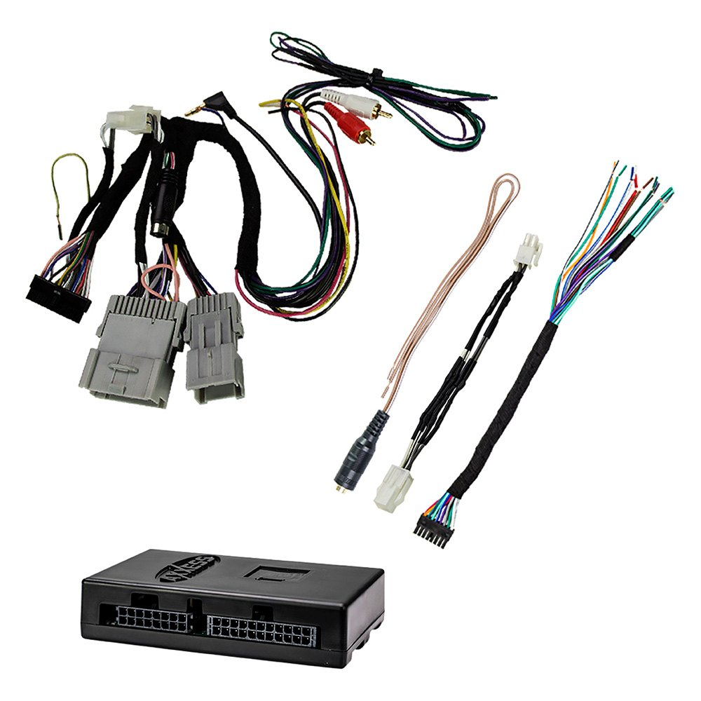 Axxess® AX-GMCL2-SWC - Radio Replacement Interface with Steering ...