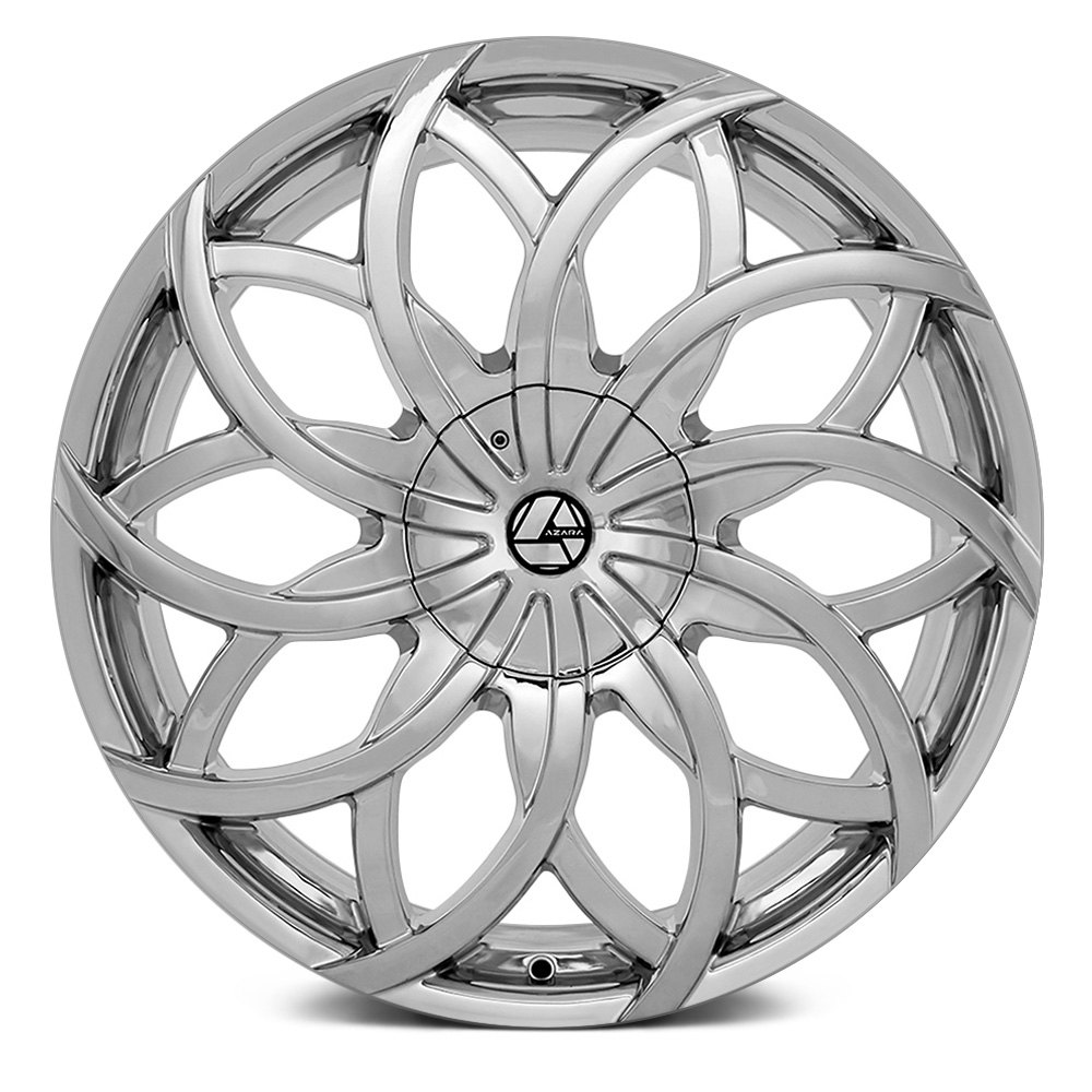 Azara Aza 504 Wheels Chrome Rims