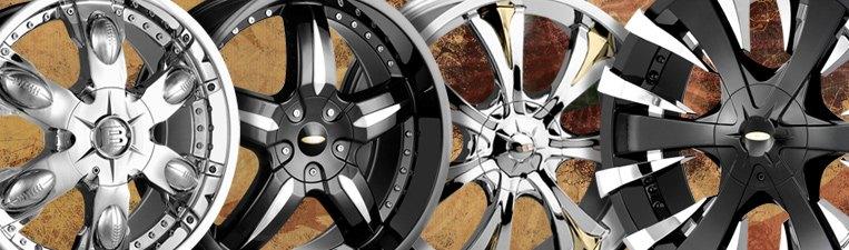 Baccarat Wheels & Rims