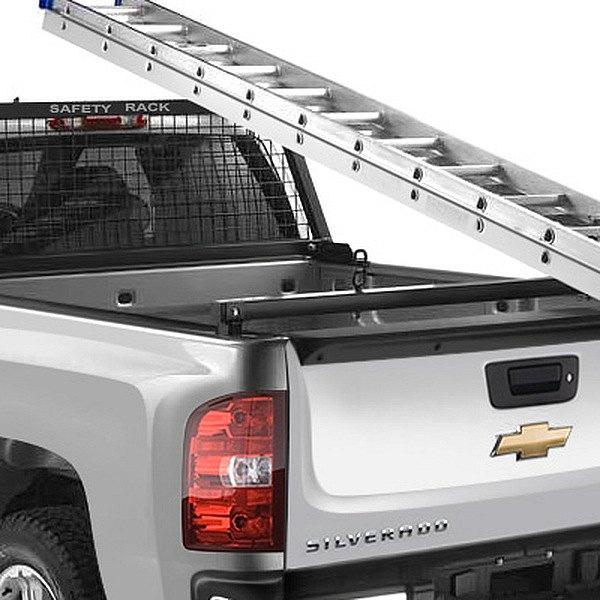 For Ram 1500 Classic 2019 BackRack 11527 Ladder Rack Rear Bar