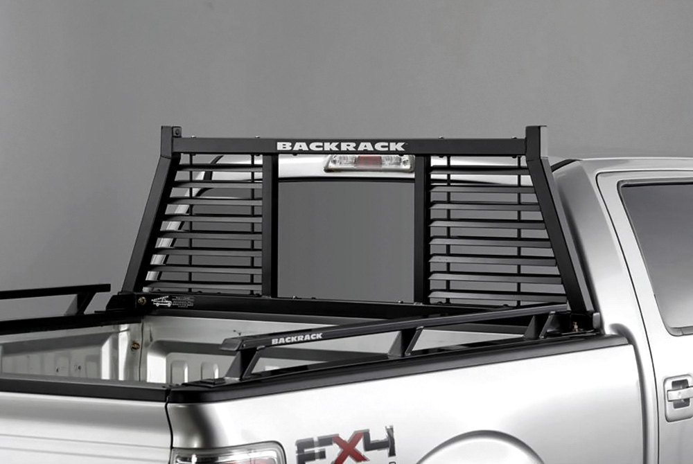 Ford F 150 Truck Bed For Sale >> BackRack™ | Cab Guards & Truck Bed Accessories - CARiD.com