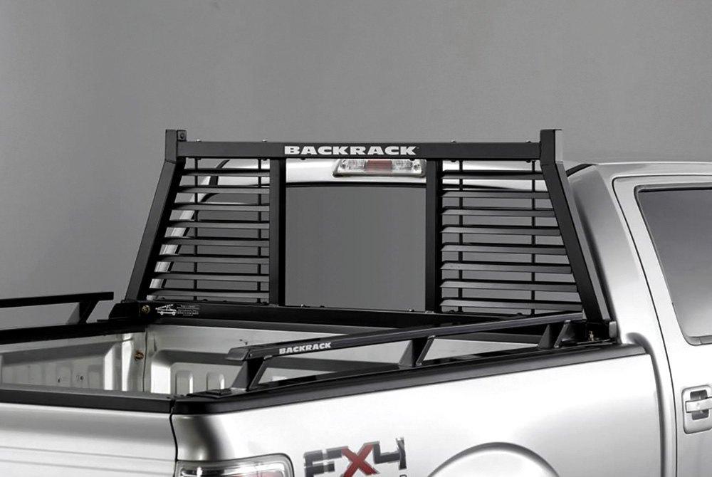BackRack™   Cab Guards & Truck Bed Accessories - CARiD.com