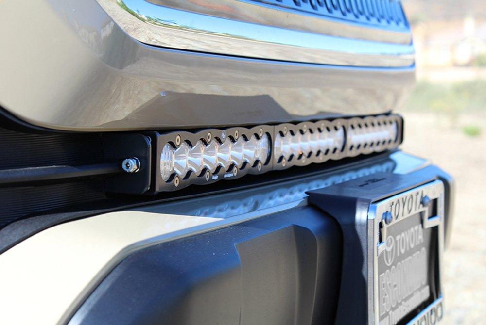 "Custom Ford Raptor >> Baja Designs® - Toyota Tacoma 2016-2018 Grille Mounts for 30"" S8™ LED Light Bar"