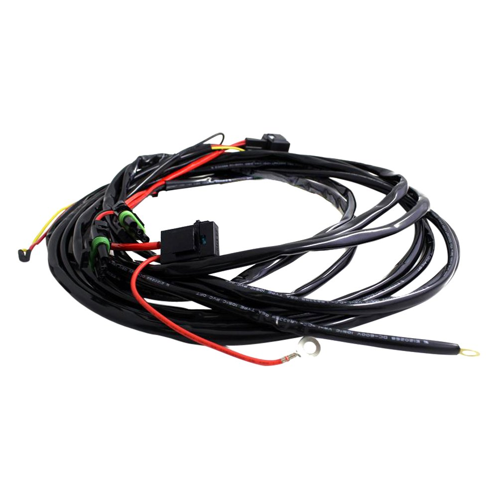 Baja Designs 64 0163 Wiring Harness With High Beam Mode And Toggle Switch