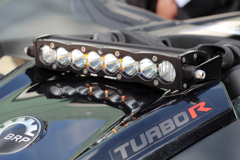 Baja designs 70 5003 s8 50 200w drivingcombo beam led light bar installed baja designs s8 led light bar aloadofball Gallery