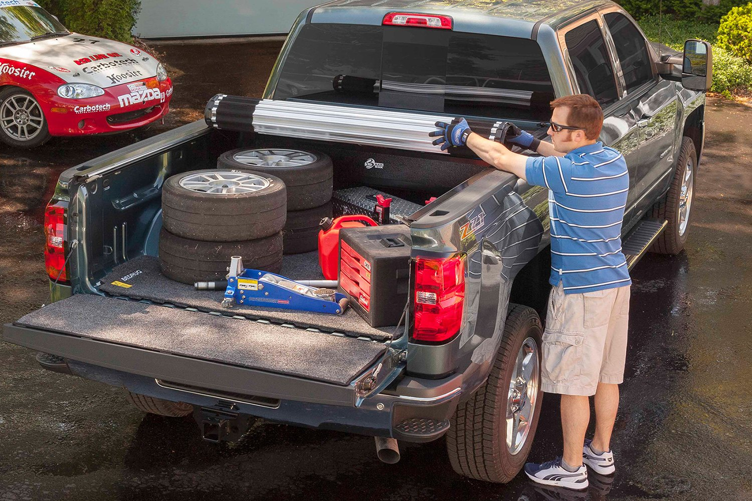 Tonneau Covers For New F 150 Ford Forums