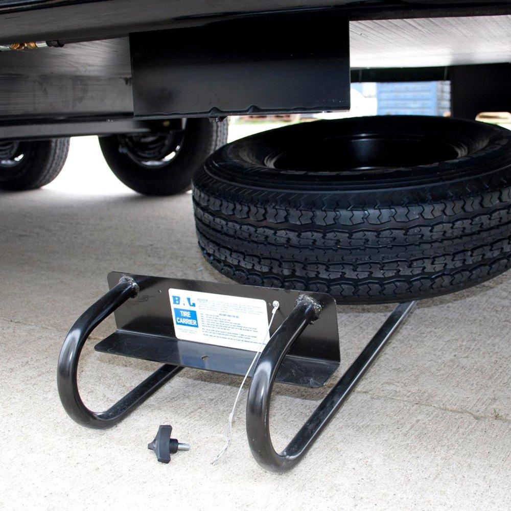 BAL 28217B I Beam Frame Hide A Spare Tire Storage System