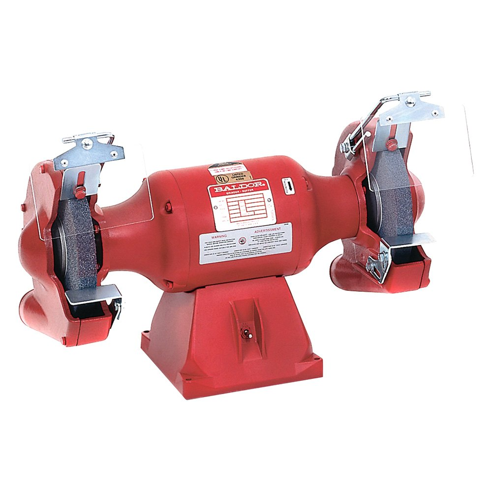 Baldor 862re 8 3 4 Hp 3600 Rpm Big Red Grinder Buffer