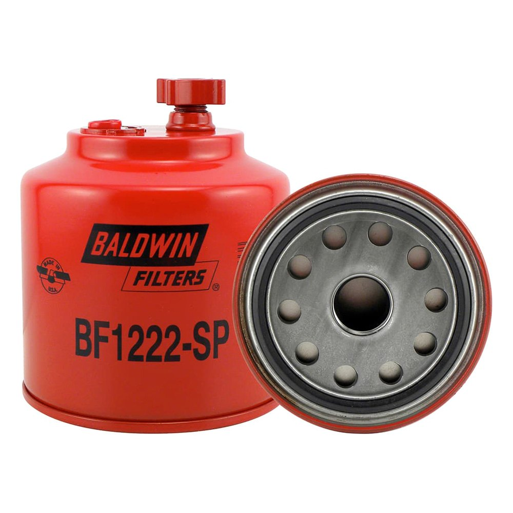 Baldwin Filters BF1283 Fuel Filter Spin-On//Separator