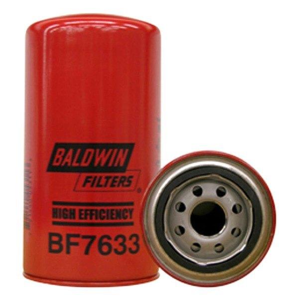 baldwin fuel filters baldwin filters bf7633 - high efficiency spin-on fuel ... diesel fuel filters #8