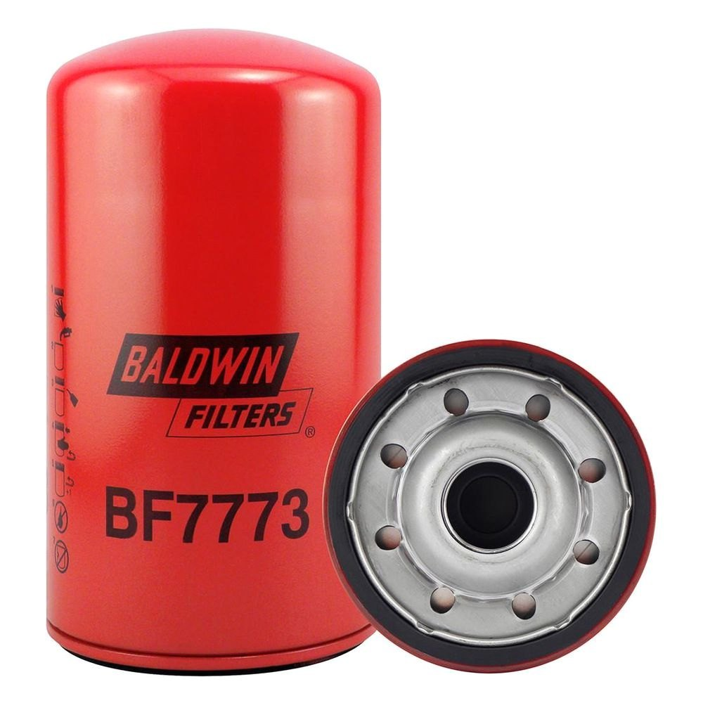 baldwin filters bf7773 - spin-on fuel filter | ebay baldwin fuel filters