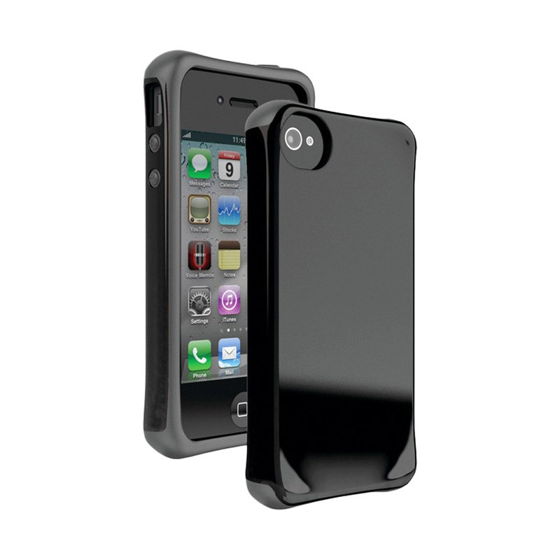 Ballistic cases aspira series case for iphone 4 4s for Grove iphone 4 case