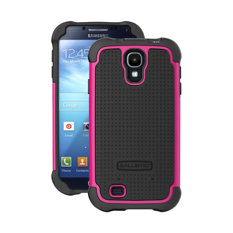 Case Design tough mobile phone cases : Ballistic Casesu00ae TJ1158-A19C - Tough Jacket Case (Black/Hot Pink) for ...