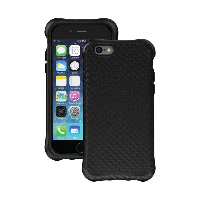 iPhone ballistic phone case iphone 4 : Ballistic Casesu00ae - Black Carbon Fiber Urbanite Case for iPhone 6 4.7u0026quot;