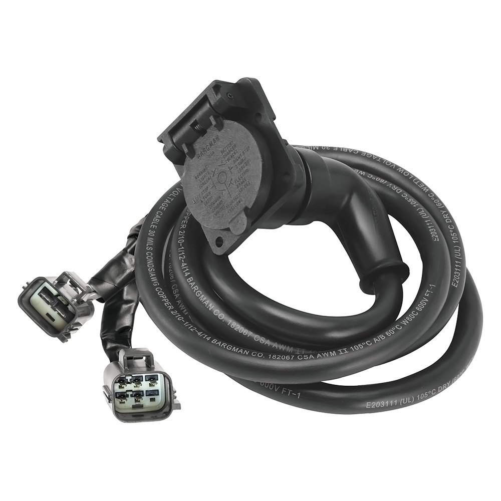 Bargman® - 5th Wheel and Gooseneck Wiring Harness