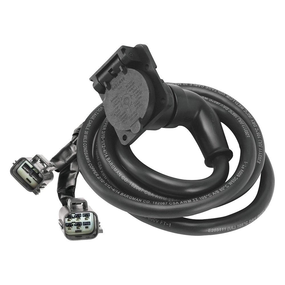 Bargman® - 5th Wheel and Gooseneck Wiring Harness