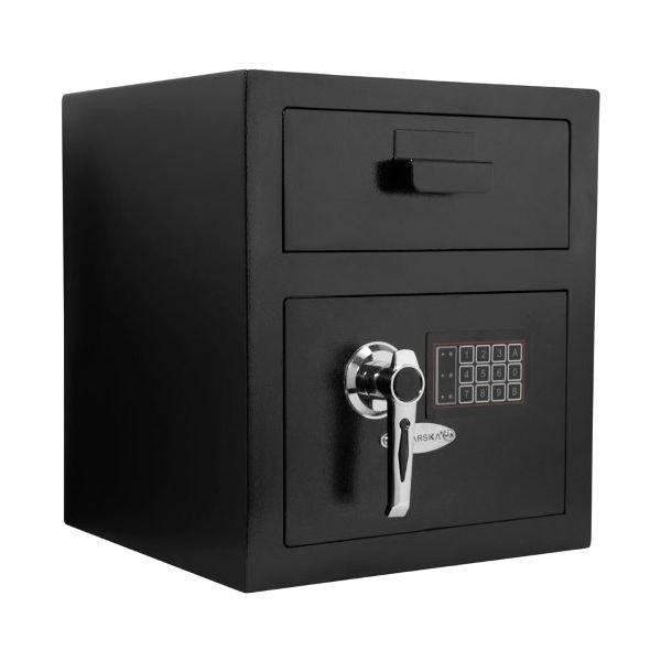 barska ax11932 standard keypad depository safe. Black Bedroom Furniture Sets. Home Design Ideas