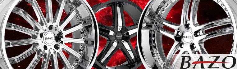 Bazo Wheels & Rims