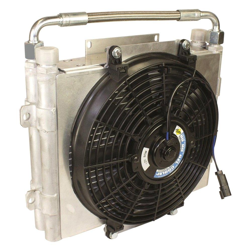 Racing Transmission Fluid Cooler : Bd diesel performance ford f super duty r w