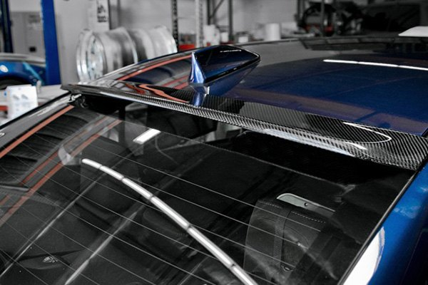 Superior ... Carbon Fiber Rear Roof SpoilerBeat Sonic® ...
