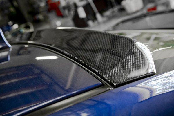 ... Carbon Fiber Rear Roof SpoilerBeat Sonic® ...