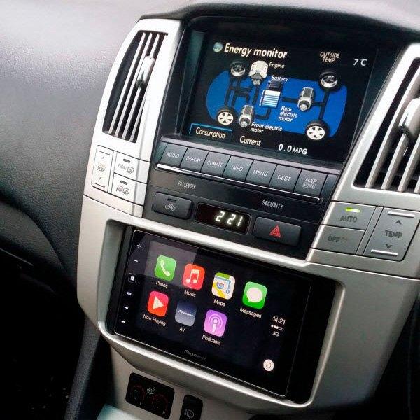 Beatsonic® Lexus Rx330 Rx400h 2006 Double Din Stereo Dash Kitrhcarid: Lexus Rx330 Radio Interface At Gmaili.net