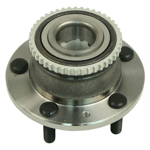 051 6229 beck arnley rear wheel bearing and hub assembly. Black Bedroom Furniture Sets. Home Design Ideas
