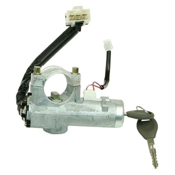 2001 Nissan Maxima Ignition Switch: Nissan Altima 1998 Ignition Lock Assembly