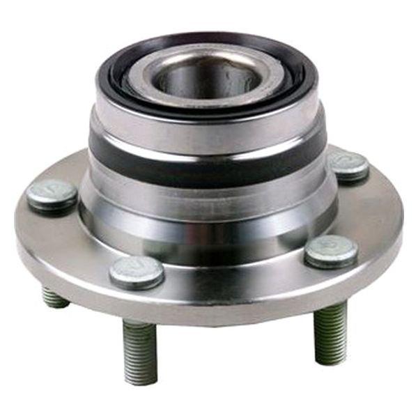 Service Manual [2003 Mazda Protege Replace Rear Wheel