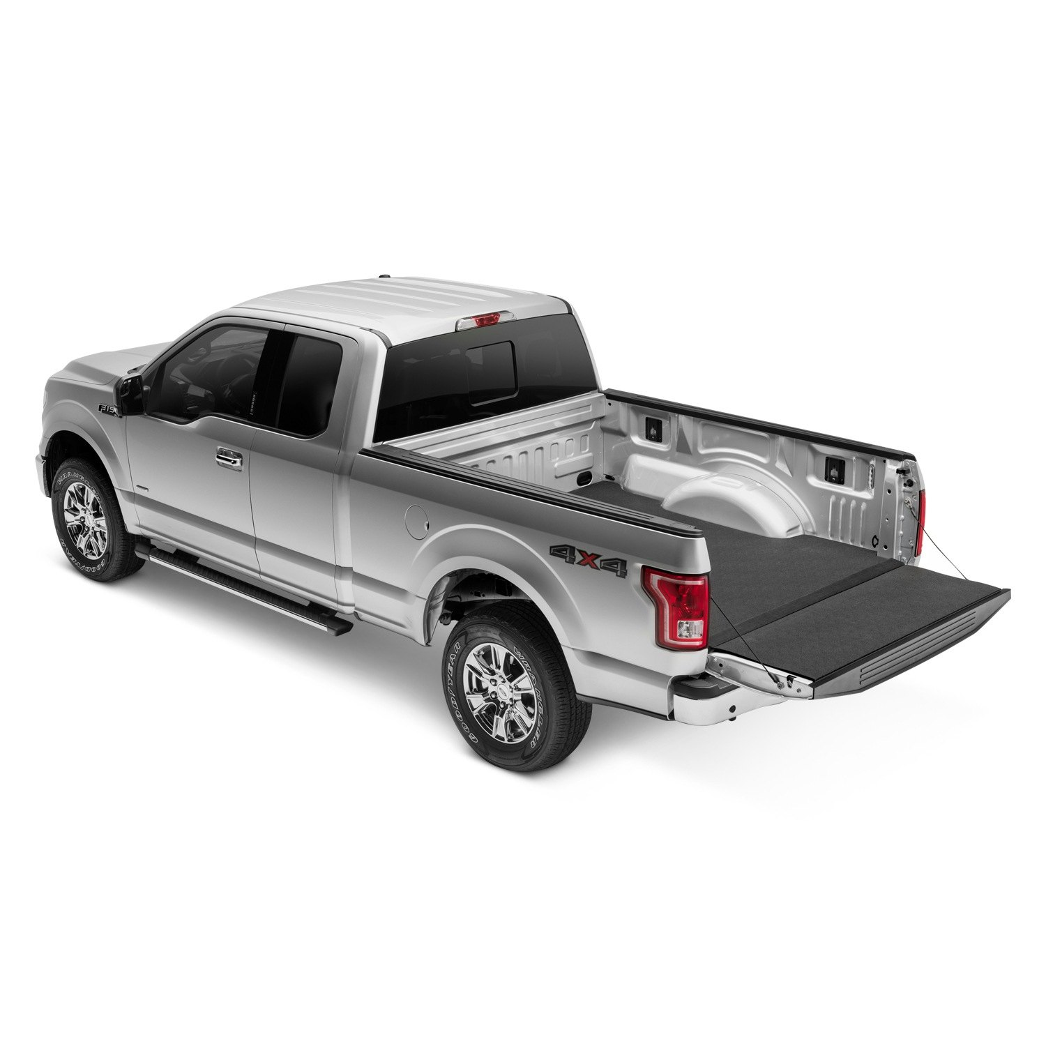 BedRug Ford F 350 2017 Impact Bed Mat for Non or Spray In Liner