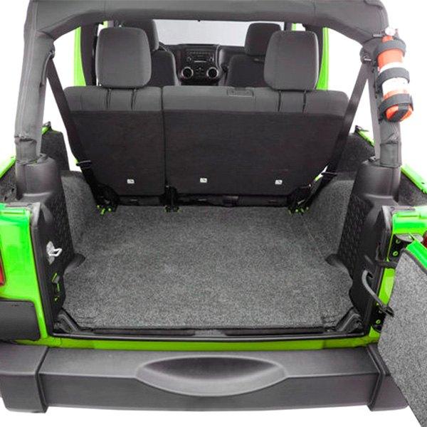Jeep Wrangler 2008 Replacement Carpet Kit