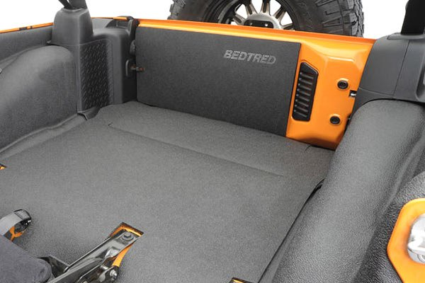Bedrug 174 Jeep Wrangler 2011 2017 Bedtred Replacement