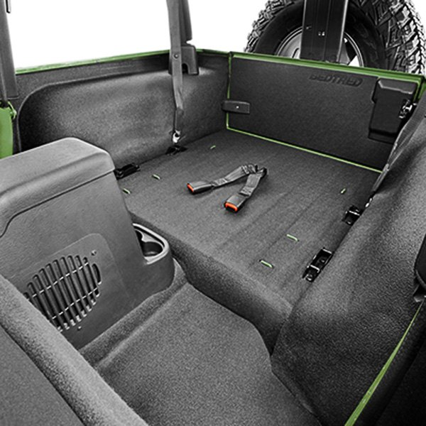 Jeep Wrangler 2006 BedTred Floor And Cargo Liner Kit