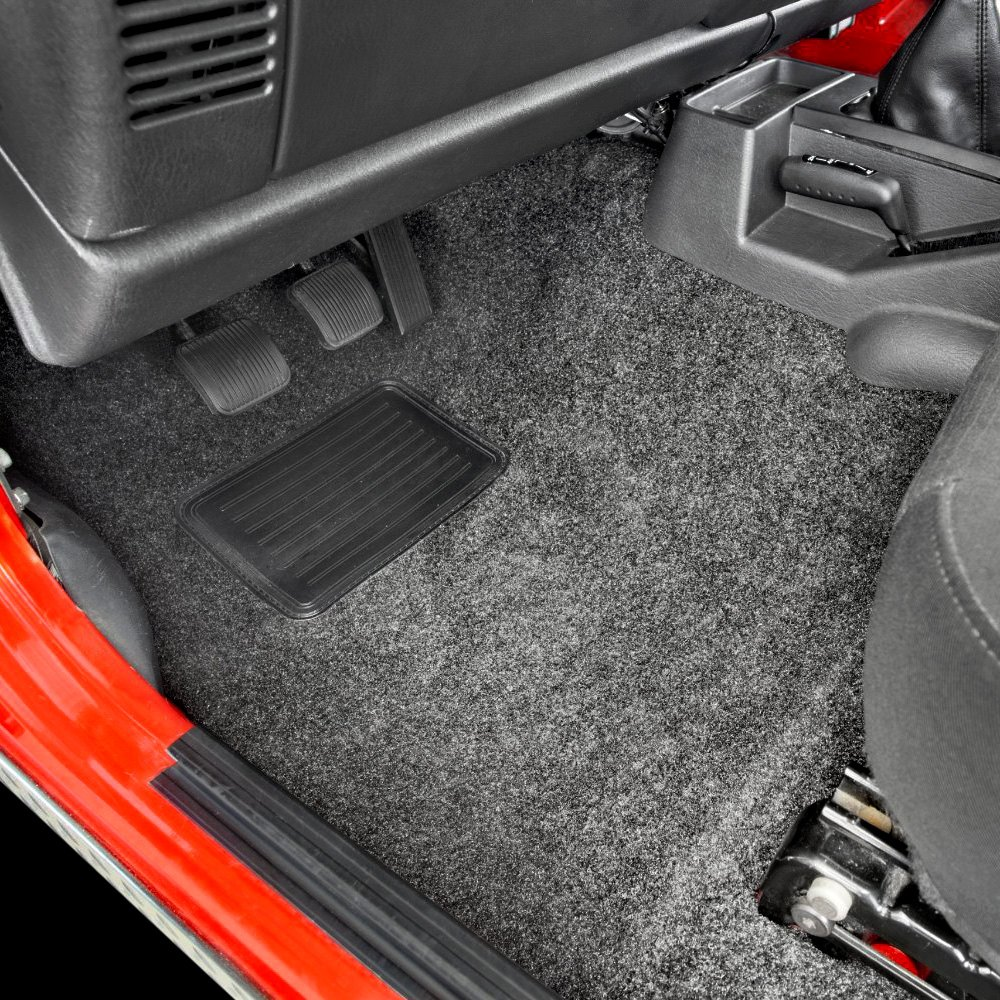 Gray Replacement Floor And Cargo Carpet Kit