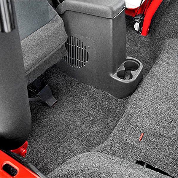 Jeep Wrangler 2011-2017 Floor And Cargo Liner Kit
