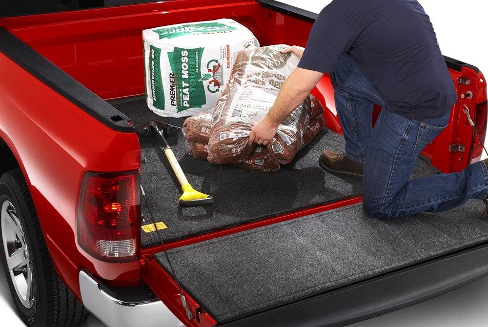 BedRug@ Bedtred Pro Truck Bed Liner on Dodge Ram